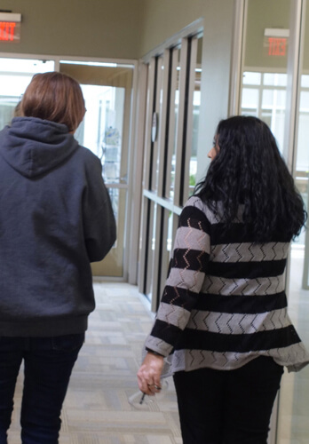 Client Services Walking Talking