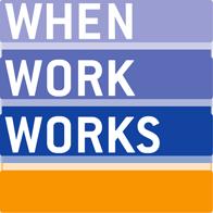 Jobs Careers When Work Works Logo
