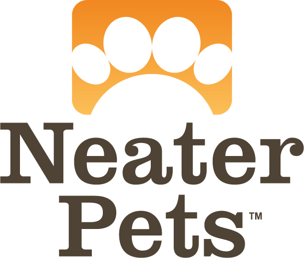 NeaterPets FA Cmyk Vertical Stacked