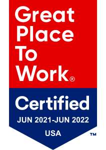 Peckham Inc. 2021 Certification Badge